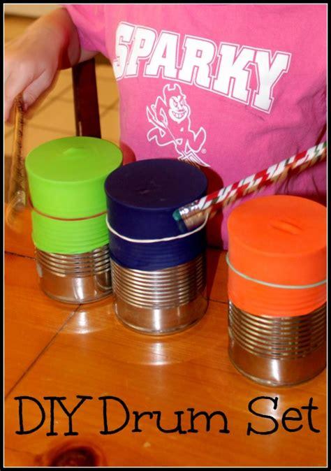 How To Make A Paper Drum Set - diy drum set discountqueens