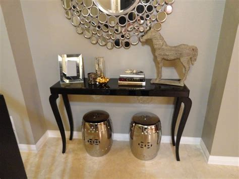 entry table decor entryway table decor for wedding stabbedinback foyer
