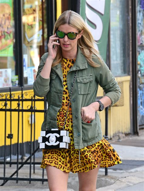 Hiltons Chanel Clutch by Nicky Strolls Nyc With A Expensive Chanel