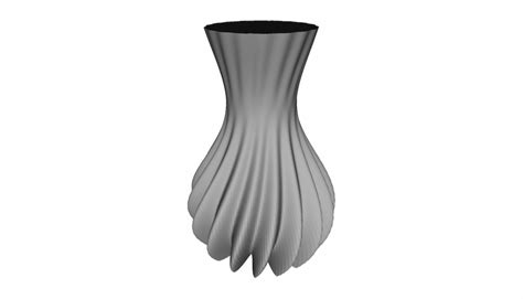 3d Vase by Design Your Own 3d Printed Vase