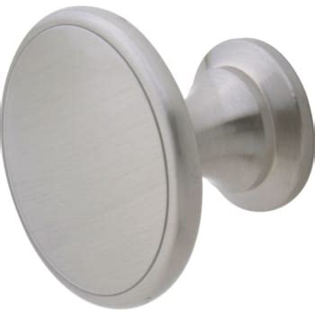 Bi Fold Door Knobs And Pulls by 2 3 4 Quot Chrome Door Knob Backplate Package Of 5 Hd Supply