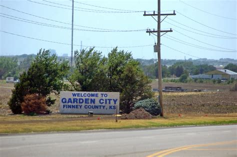Garden Of Kansas by Panoramio Photo Of 2011 Garden City Ks Usa Welcome Sign