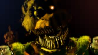 Pre fnaf 4 nightmare chica jumpscare youtube