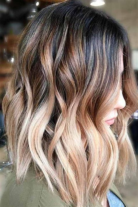 trendy medium length hairstyles haircuts for 2018