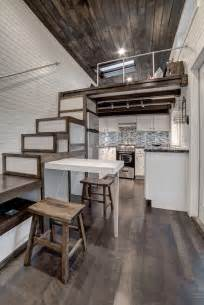 Pictures Of Small Homes Interior Freedom Tiny House Swoon