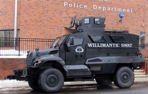 swat vehicles willimantic latinos everyone forgets about us