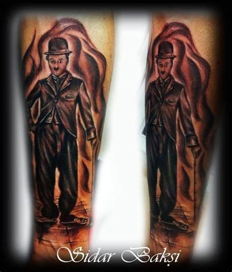 charlie tattoo chaplin d 246 vme 231 alışmalarım my