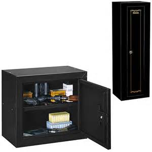 Only stack on 10 gun security cabinet with bonus pistol ammo cabinet