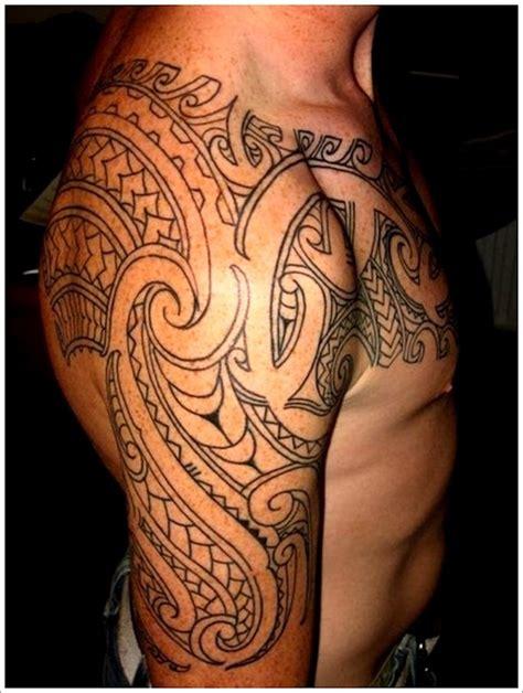 blending tribal tattoos 42 maori tribal tattoos that are actually maori tribal