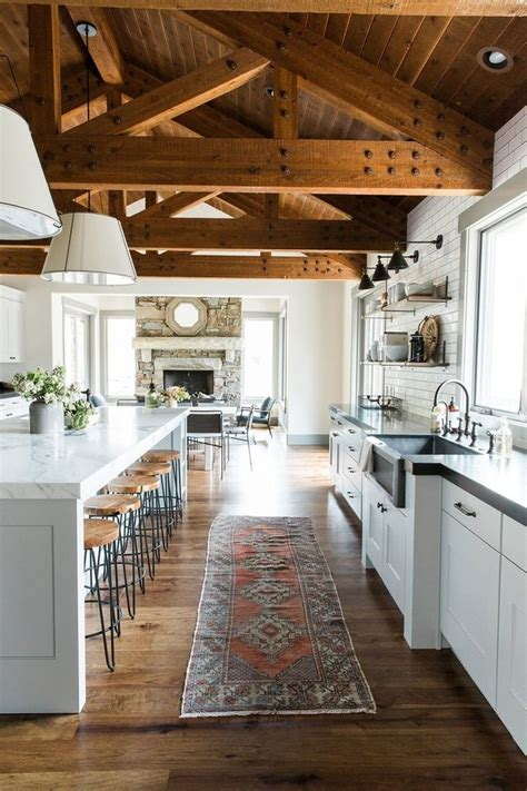 reasons    add decorative ceiling beams