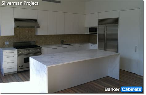 barker cabinets silverman project