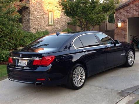 745li Bmw For Sale by Used 2010 Bmw 745li For Sale 41 000 At Rocklin Ca