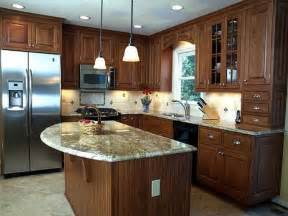 Brown Kitchen Cabinets by Kitchen Brown Painted Cabinets For Decorating Kitchen