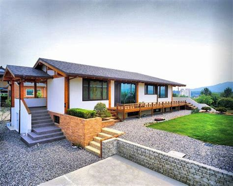 44 best modern korean style house images on pinterest korean traditional korea style and
