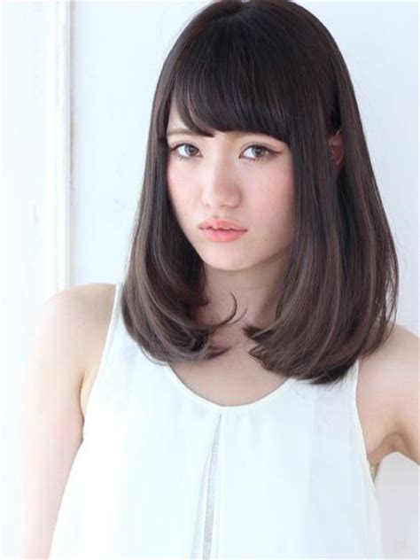 medium haircuts japanese 78 best images about hairstyles yah on