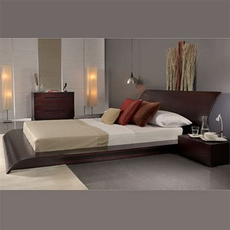 modern style bed modern elegant bedroom designs dands