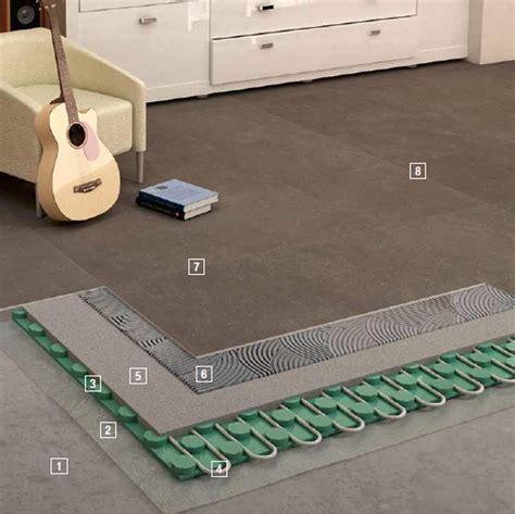 barriera vapore pavimento massetto pavimento il pavimento a secco con pannelli