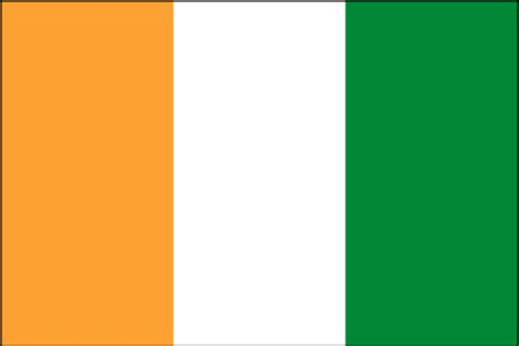 flags of the world orange white green cia the world factbook 2002 flag of cote d ivoire