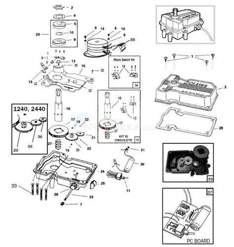 jandy valve parts diagram jandy valve actuator parts inyopools
