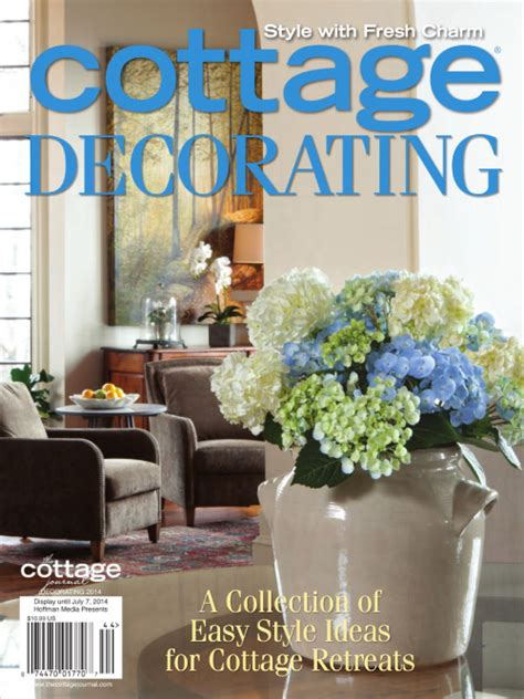 The Cottage Journal Decorating 2014 187 Pdf Magazines Archive Cottage Design Magazine