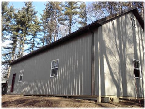 Insulating A Pole Barn Garage by Pole Barn Insulation Kits Studio Design Gallery