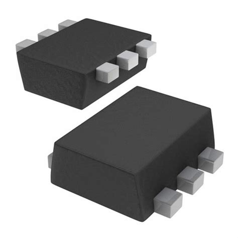 nxp diode array diode array esd uni dir ss mini6 pesd5v0l5uv 125 pesd5v0l5uv 125 component supply company