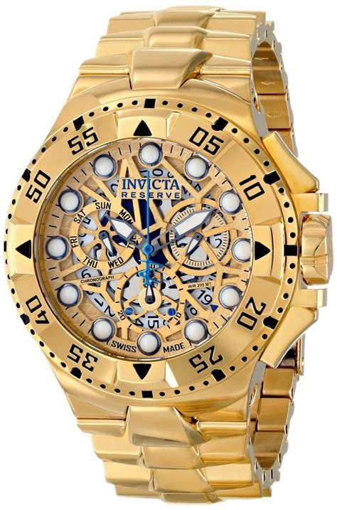 gold watches sale invicta s 15980 excursion analog