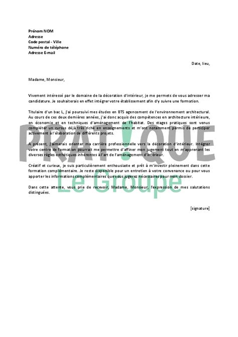 Exemple Lettre De Motivation Comptable Modele Lettre De Motivation Pour Formation Assistant Comptable