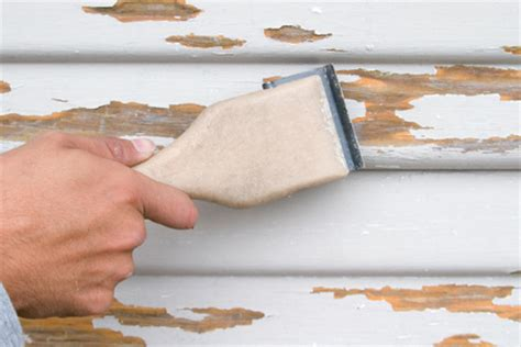 how to fix peeling paint diy true value projects - How To Remove Peeling Exterior Paint