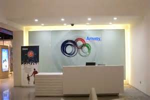 Sq Ft amway brand experience center