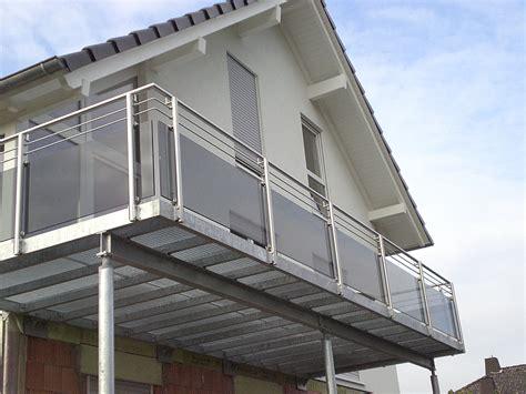 Balkongeländer Stahl Bausatz by Schlosserei Hoppe Standardgel 228 Nder