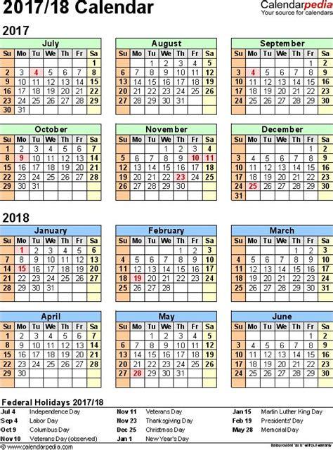 2018 calendar september excel mac calendar template 2017