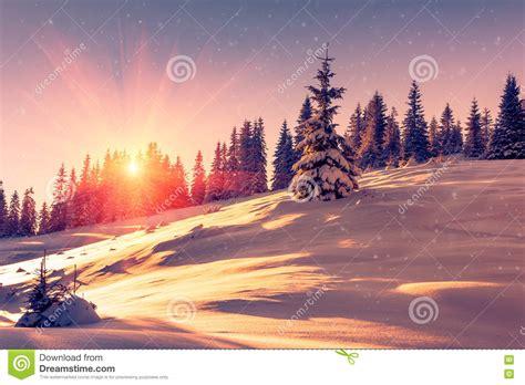 imagenes de paisajes de invierno beautiful winter landscape in mountains view of snow
