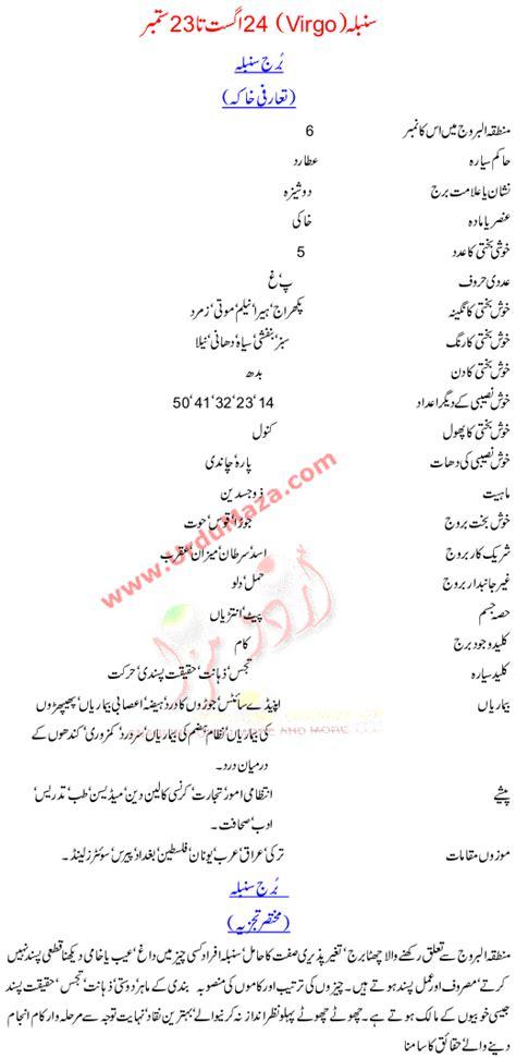 structural pattern meaning in urdu detail the star of virgo in urdu autos post