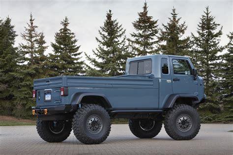 jeep reveals 470hp v8 wrangler and retro concepts at moab