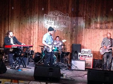 river road ice house come on out and listen to some music picture of river road ice house new