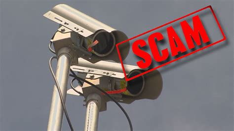 Florida Officials Warn Of Red Light Camera Email Scam