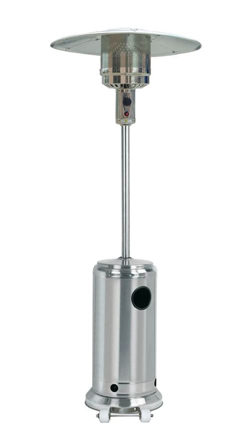 Palm Springs Patio Heater Buy Palm Springs Garden Gas Outdoor 13kw Patio Heater Stainless Steel From Our Patio Heaters