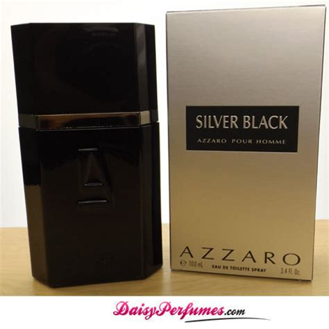 Azzaro Silver Black 100ml 100 Original azzaro silver black 100ml eau de toilette for sale in limerick city limerick from daisyperfumes