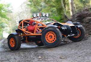 ariel nomad off road buggy gets official   95 octane