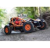 Ariel Nomad Off Road Buggy Gets Official  95 Octane