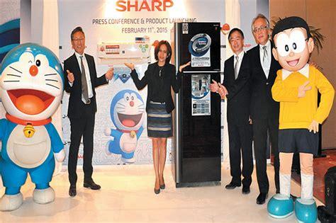 Lemari Es Sharp J Tech ac dan lemari es ramah lingkungan