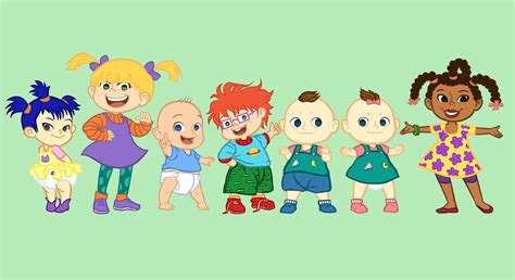 rug rats characters the gallery for gt rugrats kimi sad