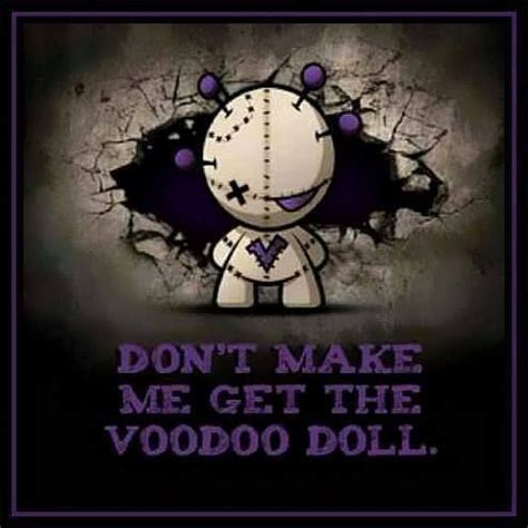 rag doll quotes voodoo doll quotes quotesgram