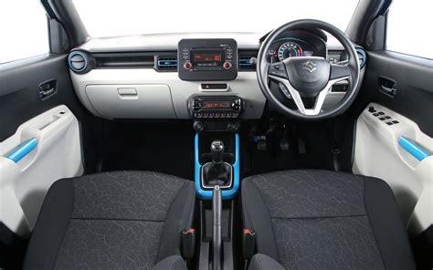 interior suzuki ignis 2018 suzuki ignis glx 2018 suv drive