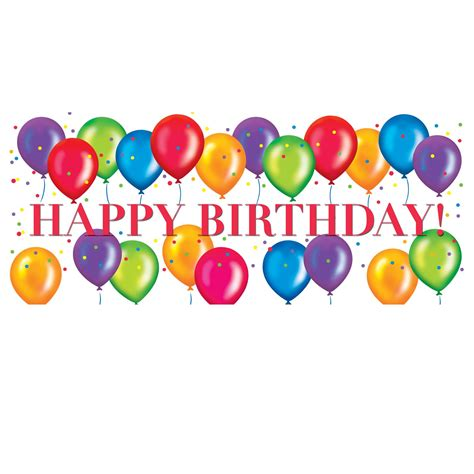 birthday balloons clip birthday balloons clip cake clipart best clipart