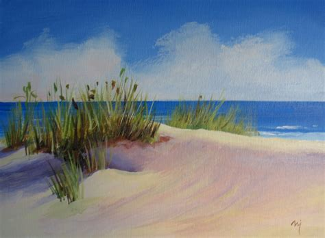 nel s everyday painting sand dune one and two sold