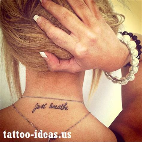 just breathe tattoo on finger 202 best images about on pinterest sexy female tattoos