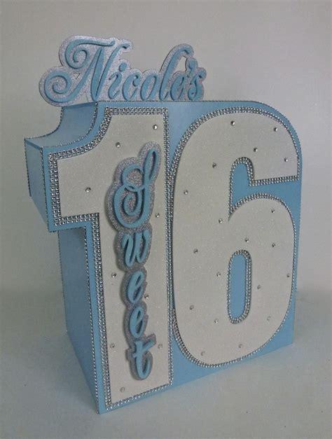 Sweet 16 Gift Card Box - pin by stacy donlon on sweet 16 ideas pinterest