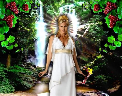 demeter goddess of agriculture the cupwa god and goddess of the week